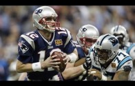 Super Bowl XXXVIII: Carolina Panthers vs. New England Patriots