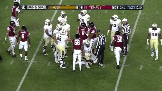 Temple Football Improves to 6-0 With Win Over UCF