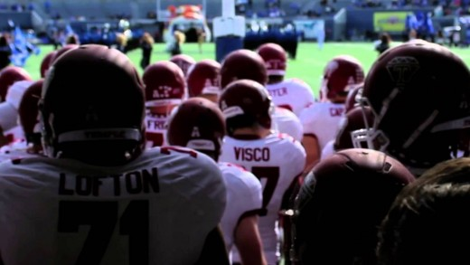 Temple Football- Show Your Best