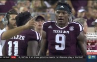 Texas A&M vs Mississippi State 2015 – Highlights