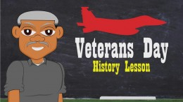 Veterans Day (Educational Videos for Students) Free TV (History Cartoons for Children)