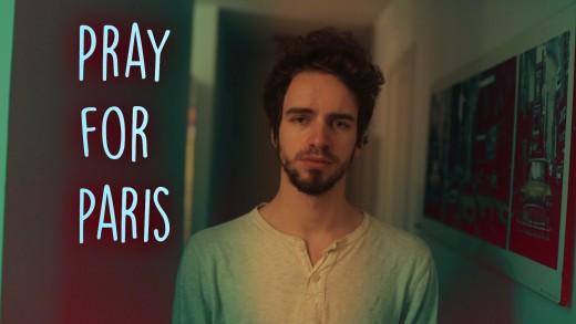 VIVRE DANS UN MONDE D'AMOUR | PRAY FOR PARIS
