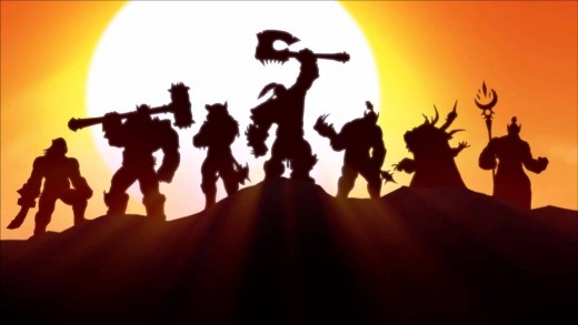 Warlords of Draenor Soundtrack – 3 – Times Change (Cinematic Music)