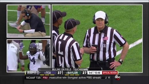 Week 6 – Baylor vs. TCU (10-11-2014)