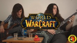 World of Warcraft – Times Change Metal Cover