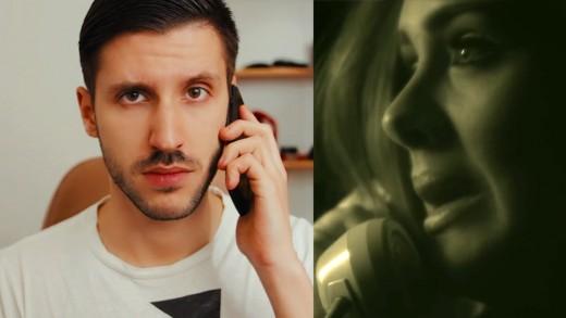 Adele, a telefonbetyár