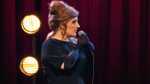 Adele at the BBC: When Adele wasn't Adele… but was Jenny!