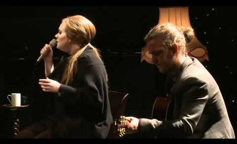 Adele live @ The Tabernacle complete!