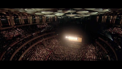 Adele – Someone Like You ( Live at Royal Albert Hall ) – includes speech + public reaction