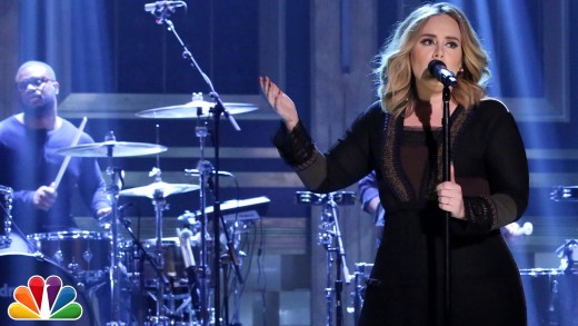 Adele: Water Under the Bridge