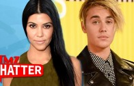 Kourtney Kardashian Denies Hooking Up with Bieber, But It's True