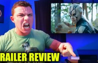 STAR TREK BEYOND (2016) Trailer Review