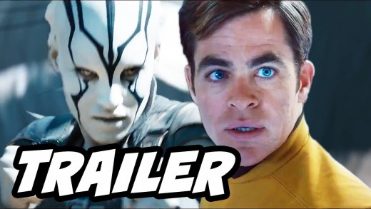 Star Trek Beyond Official Trailer Breakdown
