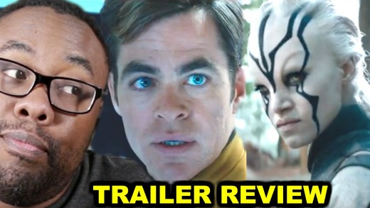 STAR TREK BEYOND Trailer Review : Black Nerd