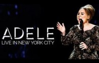 "(VIDEO) Adele CRIES ""Live In New York City"" 