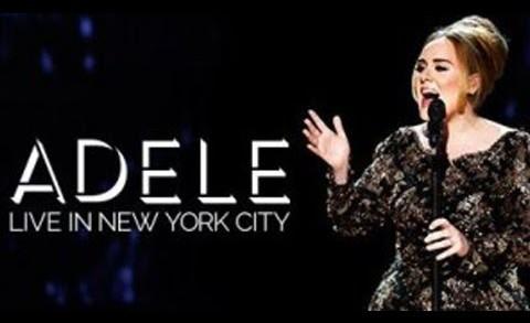 "(VIDEO) Adele CRIES ""Live In New York City"" | NBC Radio City Music Hall Concert"