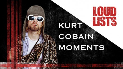 13 Unforgettable Kurt Cobain Moments