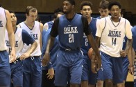 1st Practice: Duke Basketball Never Stops