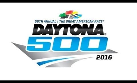 2016 Daytona 500 Promo