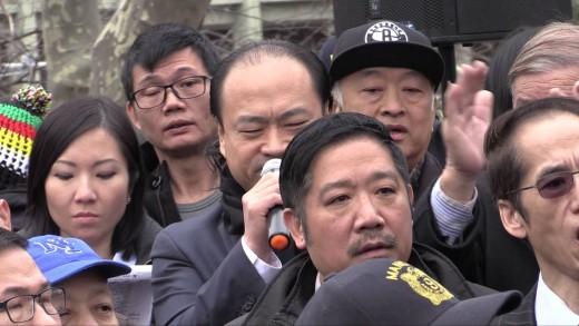220 NYC Rally for Peter Liang