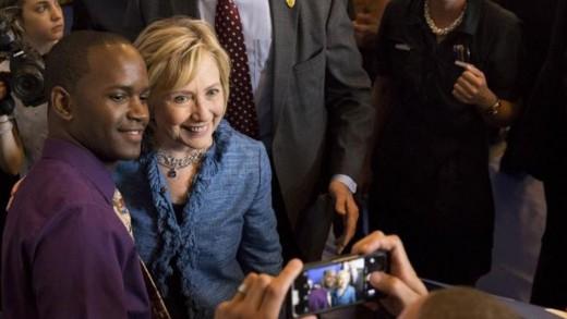 African Americans Help Hillary Win Nevada Democratic Caucus