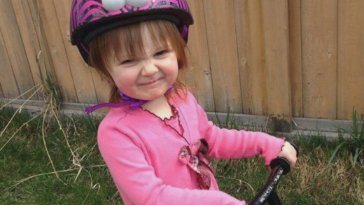 Amber Alert issued for 2-year-old girl in Alberta