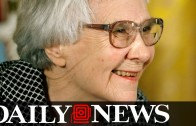 'To Kill a Mockingbird' Author Harper Lee Dead at 89