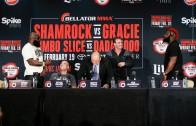 Bellator 149: Kimbo Slice Tells Dada 5000 He Has 'Baby Nuts'