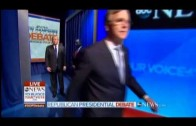 Ben Carson Causes Traffic Jam Off-Stage At ABC Debate