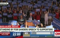 Bernie Sanders Loses Nevada Democratic Caucus Sanders speech 2/20/16