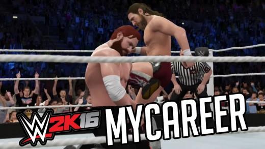 DAMN DANIEL (WWE 2K16 MyCareer Part 68)