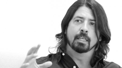Dave Grohl Talks About Kurt Cobain and His Role in Nirvana – 1 of 11