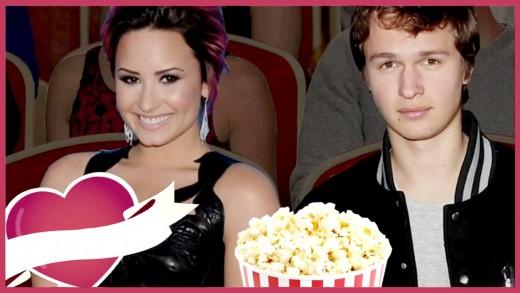 Demi Lovato y Ansel Elgort son novios??? | SHIPPEANDO