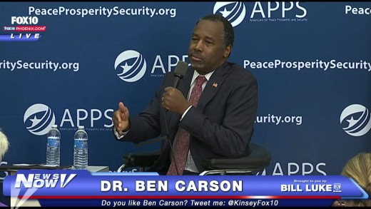Dr. Ben Carson Campaign 2016 South Carolina