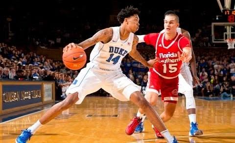 Duke Basketball Highlights vs Florida Southern 2015