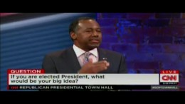 FULL CNN GOP Town Hall: Ben Carson P1, CNN Republican Presidential Town Hall Feb. 17, 2016