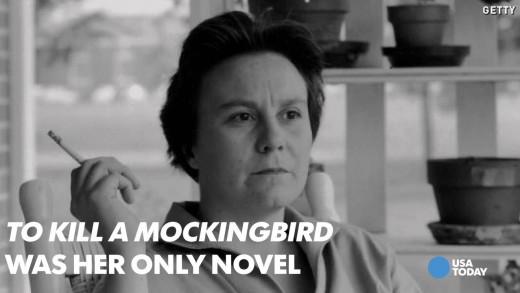 Harper Lee, author of 'To Kill a Mockingbird,' dies