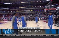 Kentucky vs Duke Full game NCAA basketball 2015 / 11.17.2015