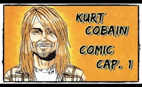 Kurt Cobain: El Ángel Errático CAPITULO 1