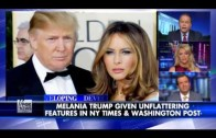 Melania Trump receives condescending media coverage