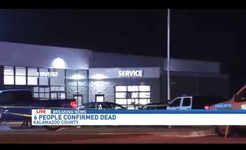 Michigan Shootings Kalamazoo  (VIDEO)