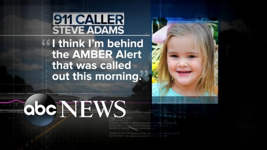 Race Against Time to Save a Toddler After an Amber Alert Is Issued