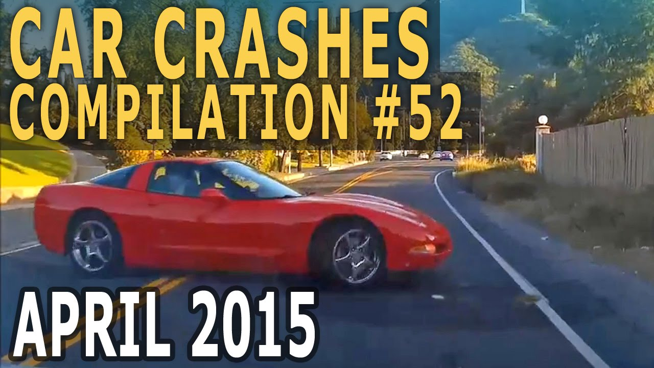 Car Crash Compilation 2015 April – Accidents of the Week #52