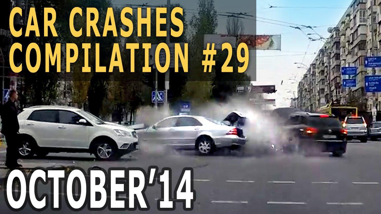 Car Crash Compilation October 2014 – Car Crashes Weekly #29