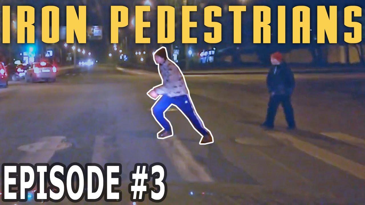 Pedestrian vs Car Compilation 2015 – Episode 3