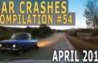 Car Crash Compilation 2015 April – Accidents of the Week #54