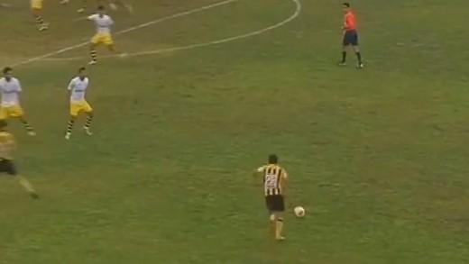 Epic Fail Free Kick # Hammam-Sousse vs. Club Athlétique Bizertin