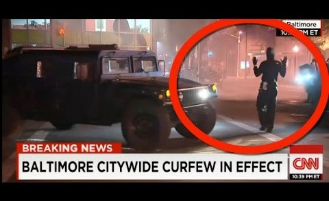 Joseph Kent Kidnapped on Live TV at Baltimore Riots #JosephKent Protester Taken by National Guard