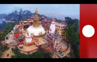 Nepal drone reveals extent of earthquake devastation