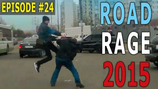 Road Rage 2015 – Friendly Americans! Episode #24